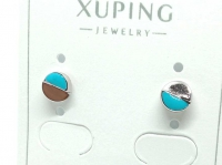 №10461 Сережки XuPing серебро