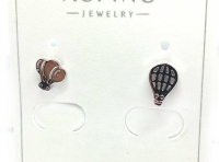 №10487 Сережки XuPing серебро