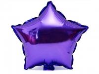 №11220 fed_ Звезда 18 дюймов(45х45см) (фиолетовая) Китай
