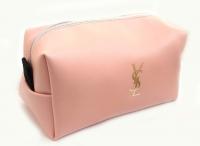 №487 Косметичка розовая бочка