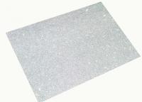 №614 Фоамиран серебро 10листов
