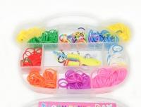№845 Резинки для браслетов Мишка-1